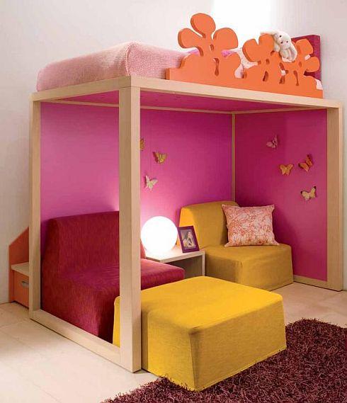 Inšpirácie - detské izby - Obrázok č. 16
