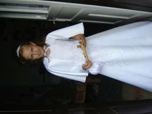 Moja krstná dcérka Viki