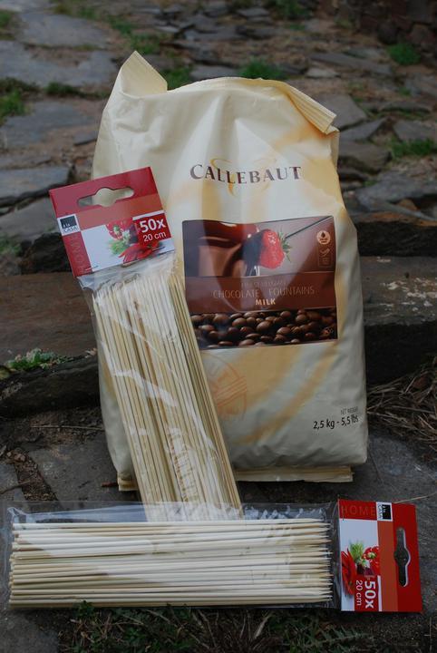 Co se nám líbí, co chceme a co mít budeme :-) - CALLEBAUT for Fountains Milk 2,5 kg za luxusní cenu od dovozce a napichovátka :-)