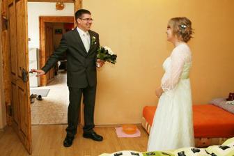 Přišel jsem si pro nevěstu :-)