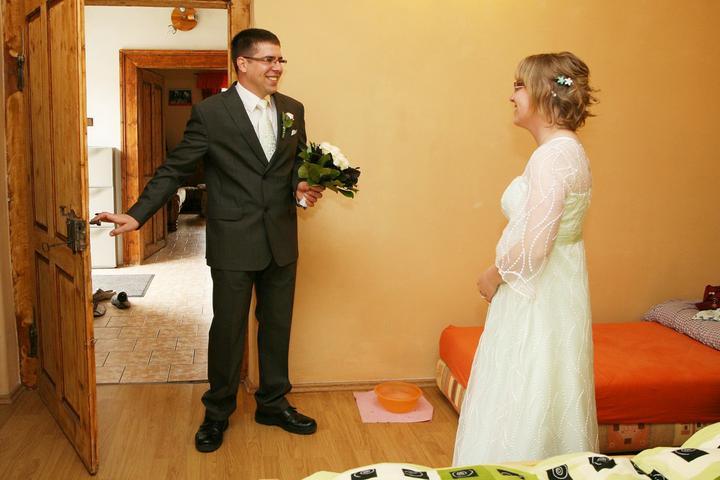 Lucie{{_AND_}}Jiří - Přišel jsem si pro nevěstu :-)