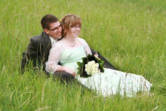 Momentky v trávě...