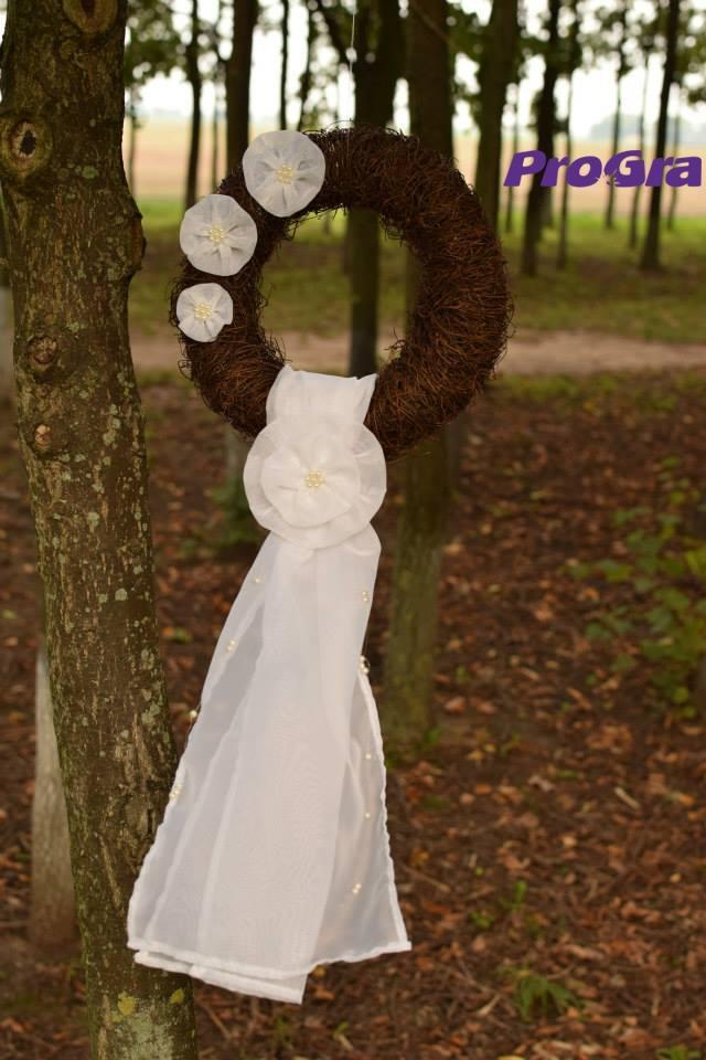 Detaily pre Váš svadobný deň - Svadobný venček