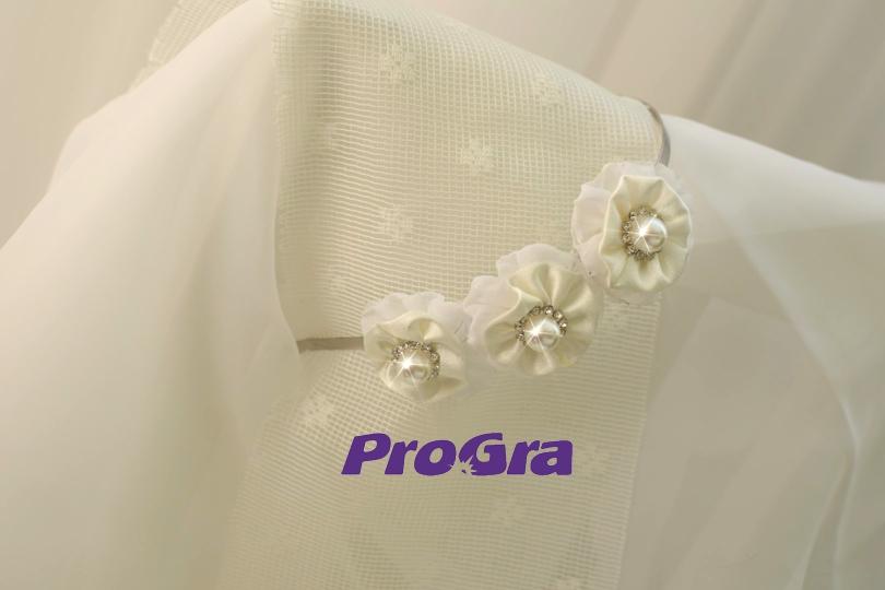 Perličková - svadobná čelenka - Obrázok č. 2