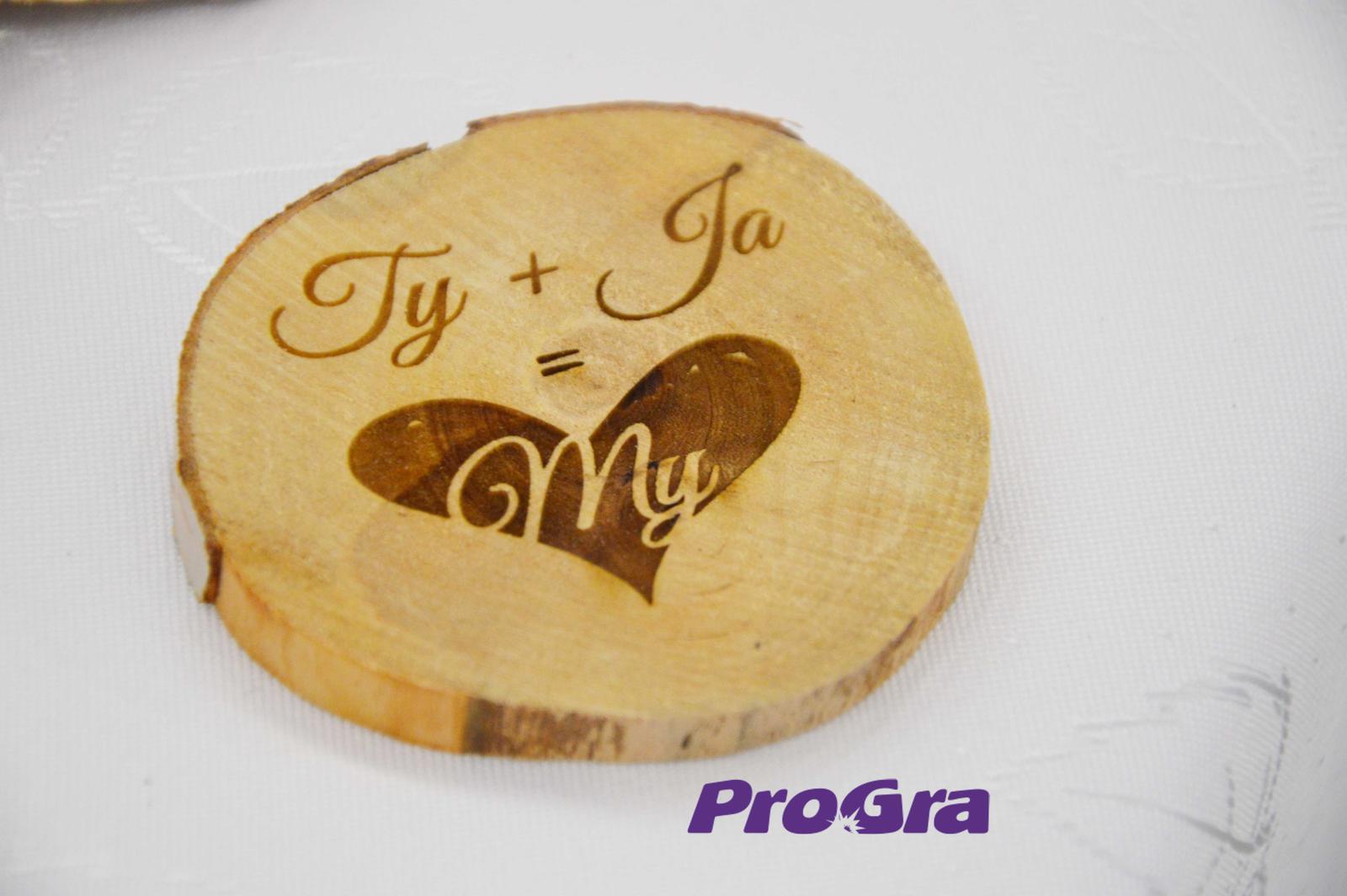 Ty - Ja - My - brezový krúžok - Obrázok č. 1