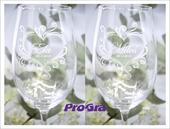 Callie - svadobné poháre - 2ks,