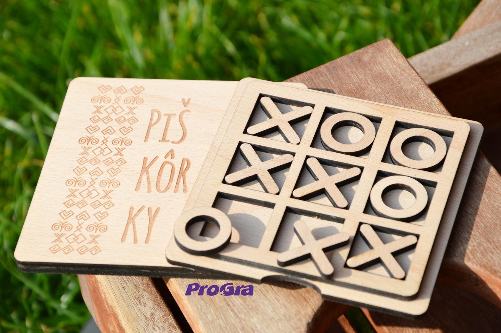 Piškôrky čičmanské v drevenej krabičke - Obrázok č. 2