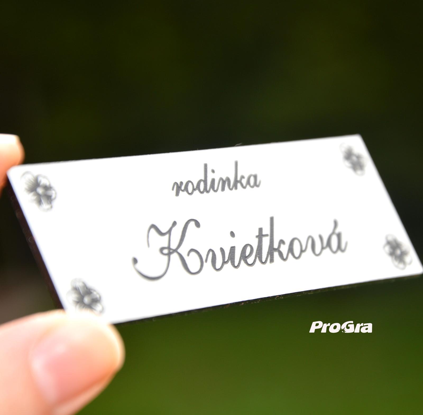 Menovka - rodinka Kvietková - Obrázok č. 2