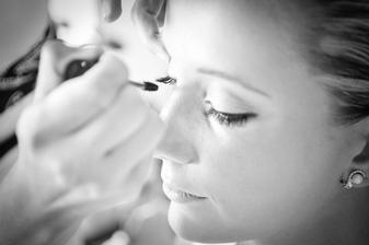 Príprava make-up-u
