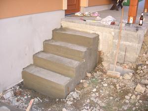 schody v plné kráse - MADE IN JÁ