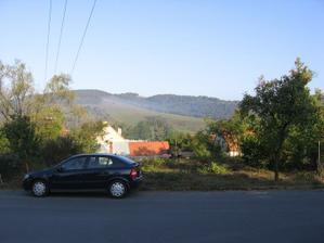 v takovém stravu jsme v září 2009 koupili stavební pozemek