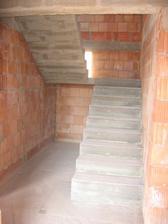 schodiště v plné kráse