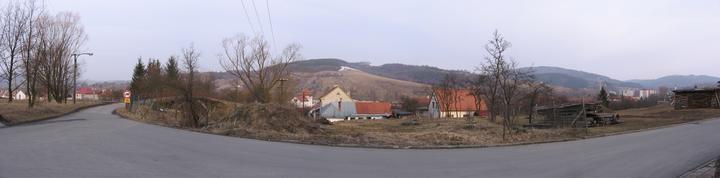 před zahájením prací - jaro (březen) 2010