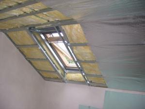 v sobotu jsme dokončili komplet SDK nosné konstrukce - ta střešní okna jsou opravdu nejhorší