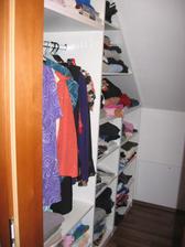 a vestavěná skříň