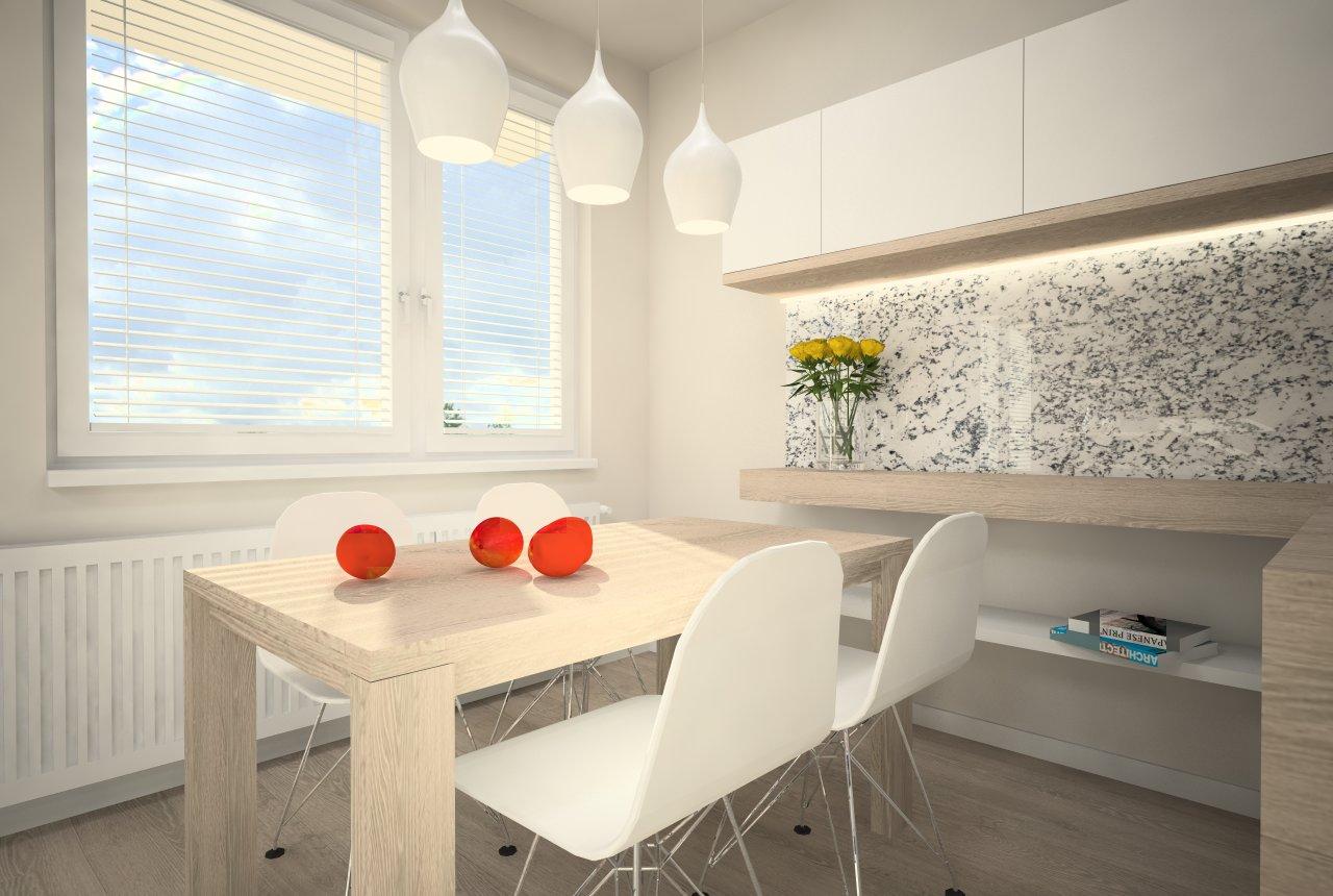 Návrh panelákového bytu pražského typu, Košice - Finálna varianta