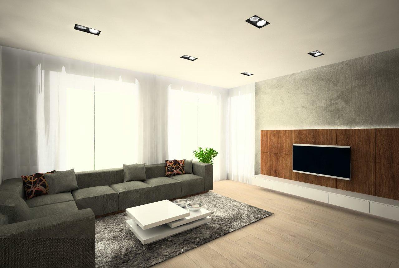 Návrh obývacej izby s kuchyňou RD, Košice - Obrázok č. 7