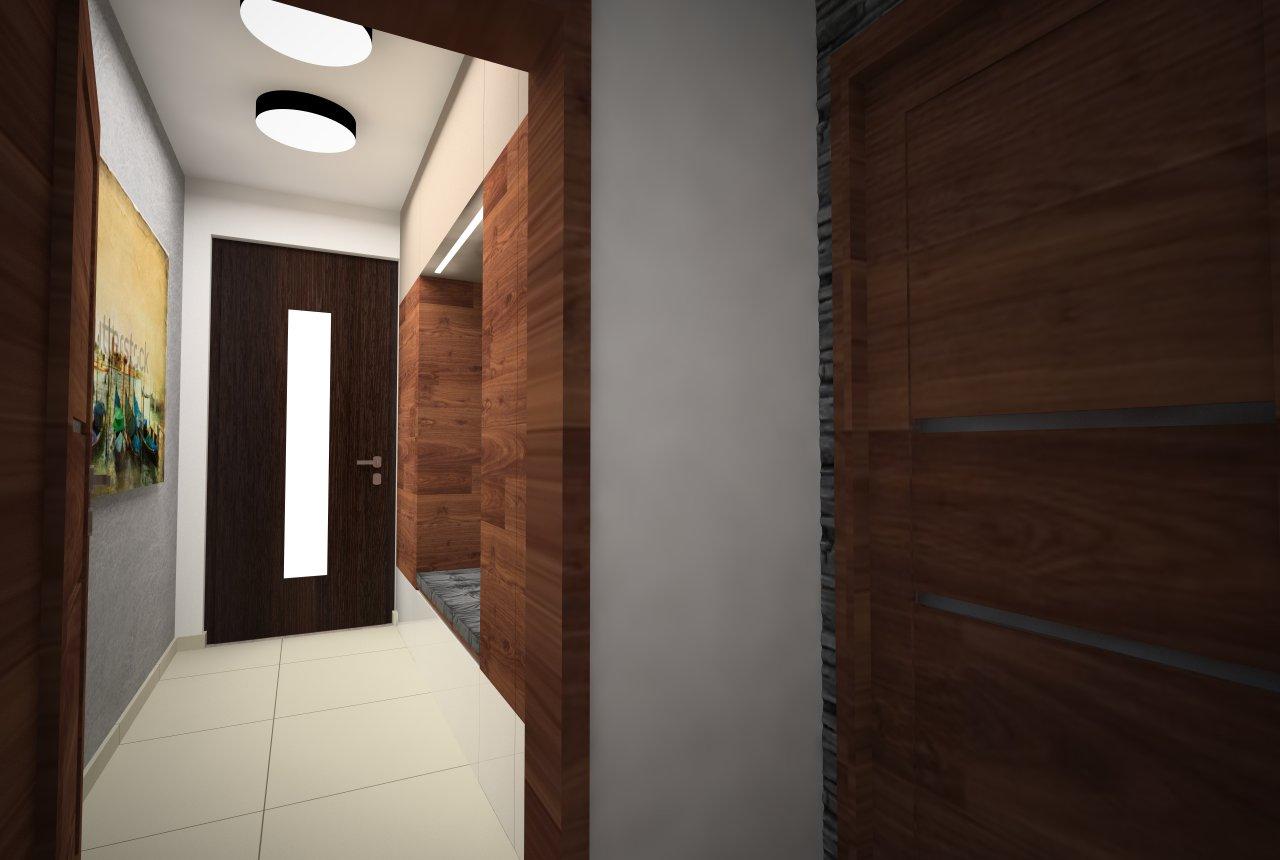 Pripravujeme - Návrh interiérov RD, Krompachy - Fáza odovzdanie