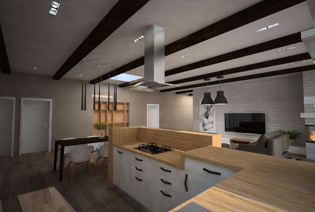 Pripravujeme - Návrh obývacej izby a detských izieb, Košice - Obrázok č. 2
