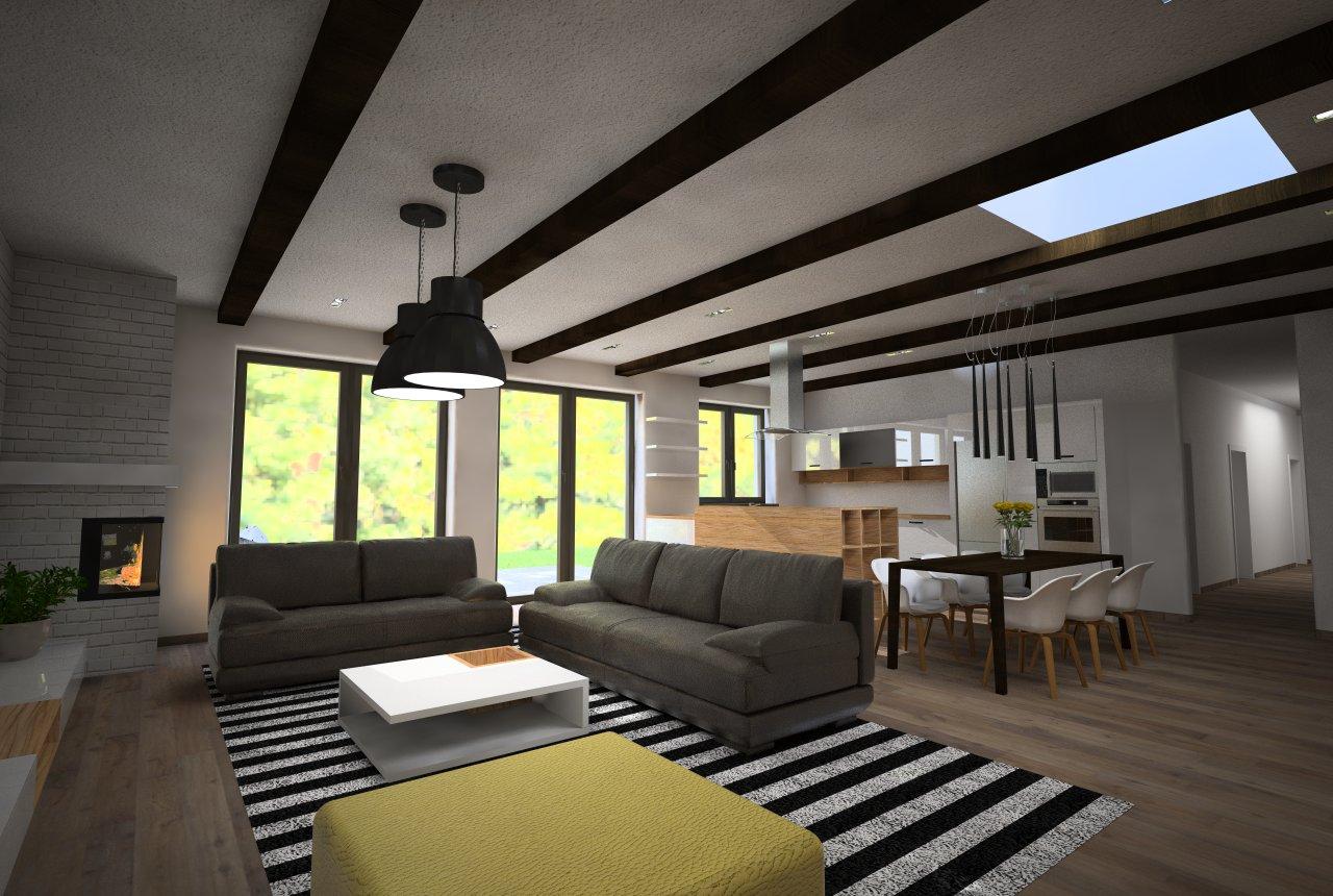Pripravujeme - Návrh obývacej izby a detských izieb, Košice - Obrázok č. 3