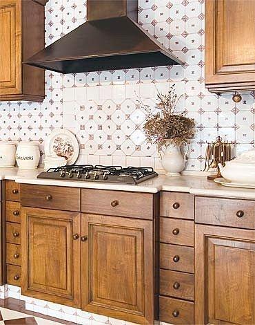 Moje kuchynské inšpirácie - ľudkovia dobrí, takéto obkladčky chcem! a neviem kde ich mám hľadať