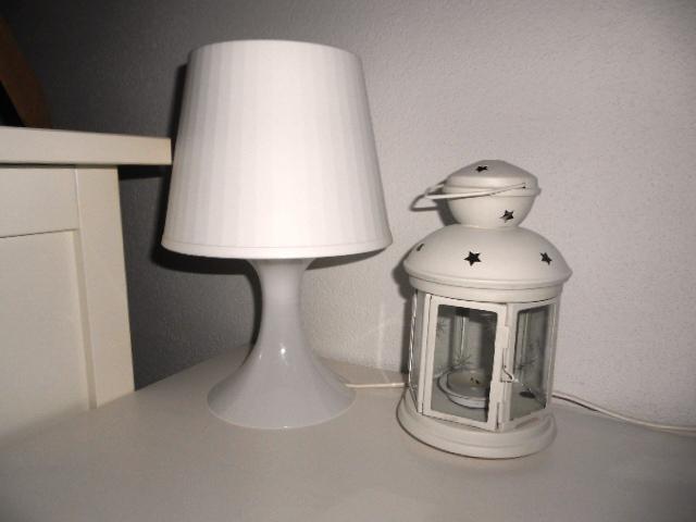 Biela lampa Ikea - nepoužitá - Obrázok č. 1
