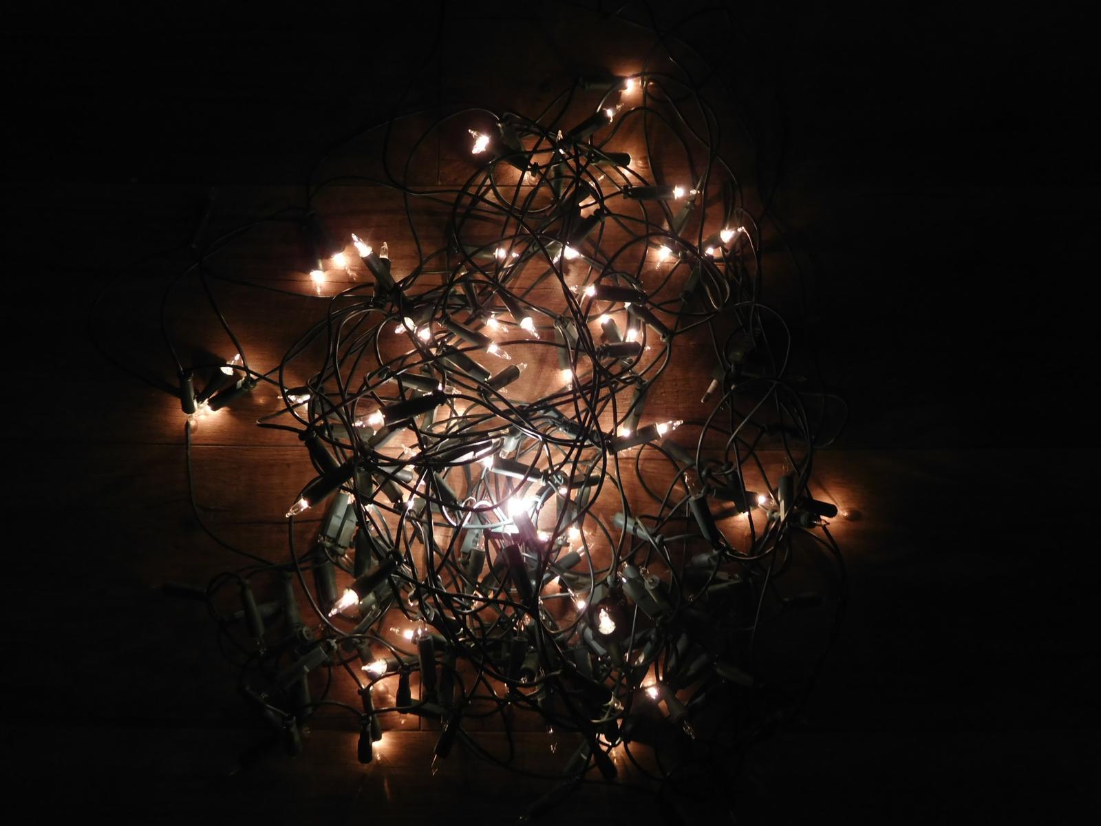 70 ks  kvalitné vianočné osvetlenie-žiarovky - Obrázok č. 4