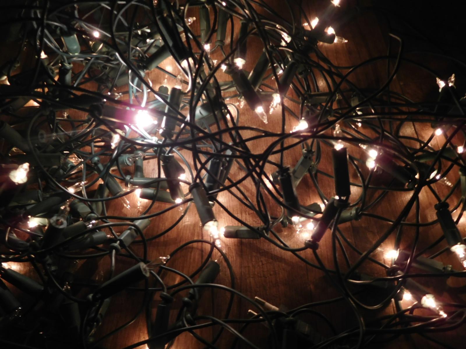 70 ks  kvalitné vianočné osvetlenie-žiarovky - Obrázok č. 2