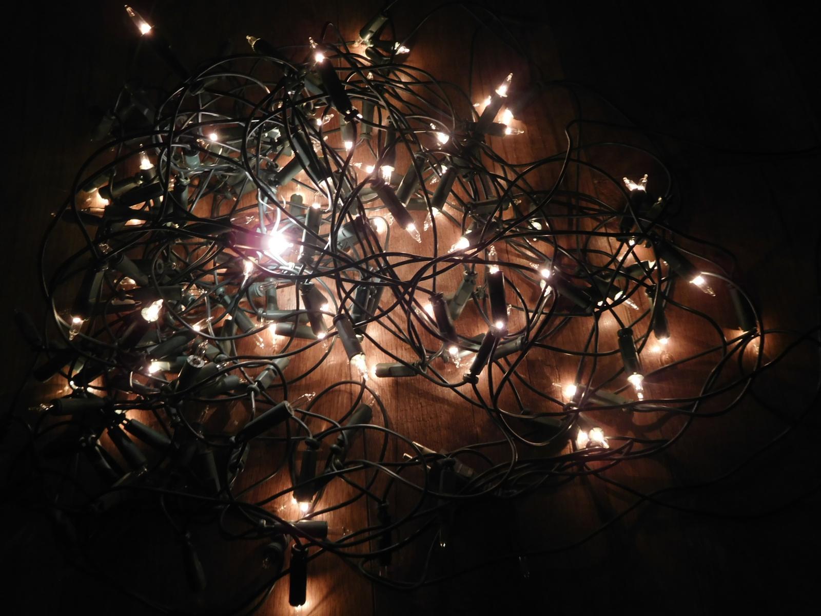 70 ks  kvalitné vianočné osvetlenie-žiarovky - Obrázok č. 3