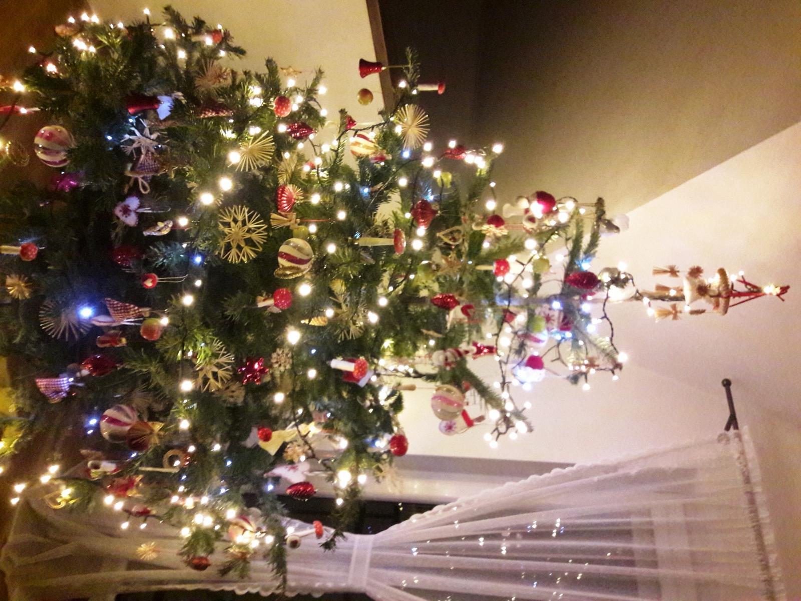 Certifikované led osvetlenie na stromček LED - Obrázok č. 2