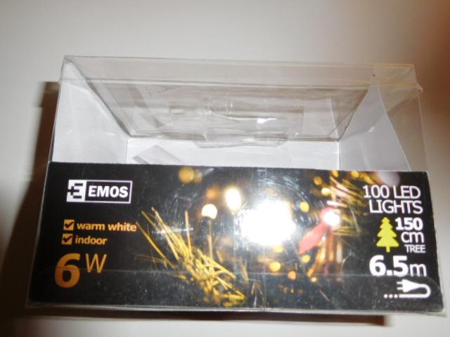 Certifikované led osvetlenie na stromček LED - Obrázok č. 3