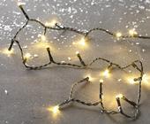 Vianočné led osvetlenie s časovačom , do exterieru,