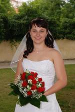 Detail nevěsty:-)