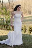 svatební šaty, vel. 38, bílé, 38