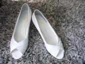 Svadobné topánočky, 38