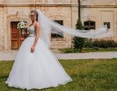 Princeznovské svadobné šaty , 38