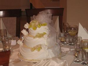 Svadobna torta