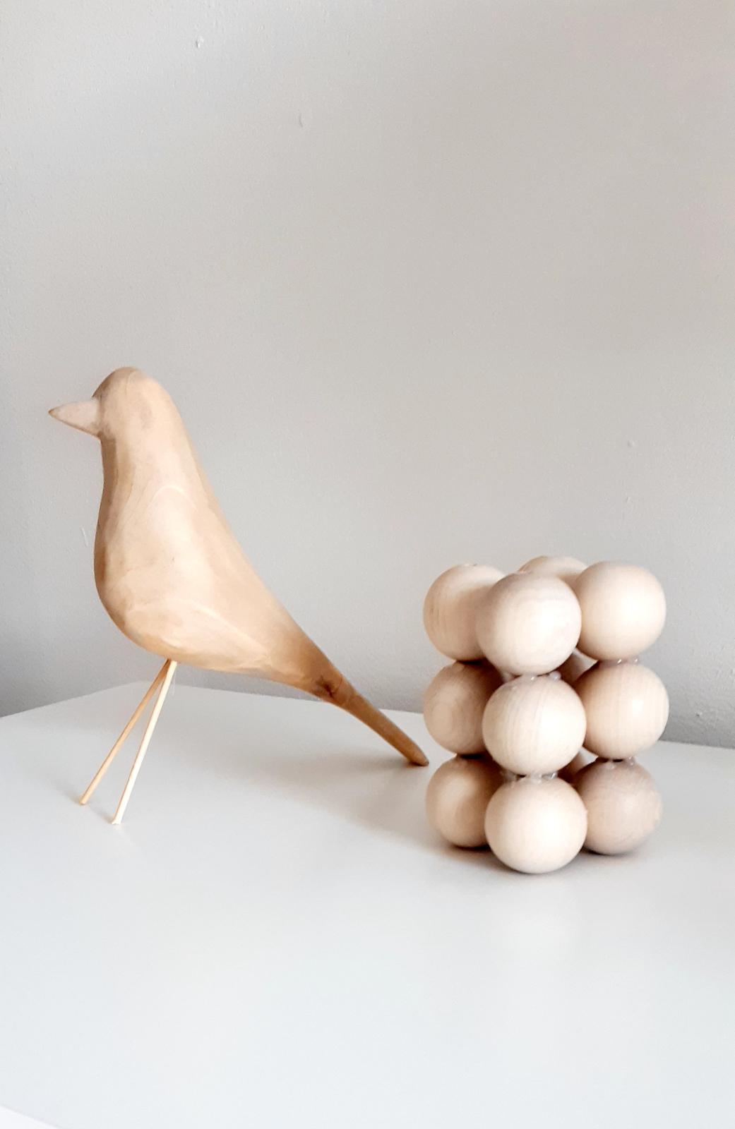 Drevené vtáky - Obrázok č. 1
