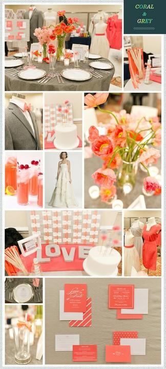 Wedding colour ideas... - Obrázek č. 2