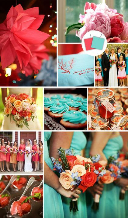 Wedding colour ideas... - Obrázek č. 21