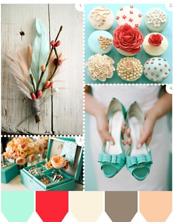 Wedding colour ideas... - Obrázek č. 24