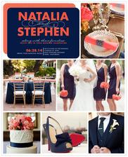Navy&Coral