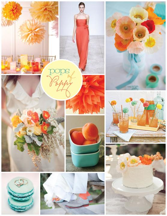 Wedding colour ideas... - Obrázek č. 31