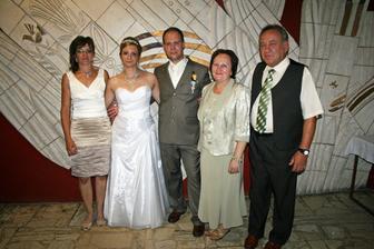 s mamkou a svokrovcami :)