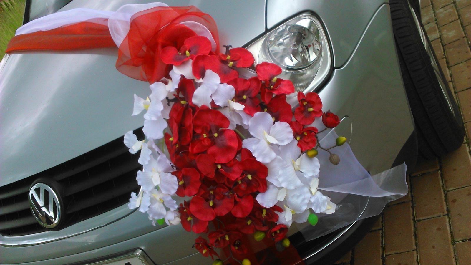 Svatební dekorace - orchideje - Obrázek č. 4