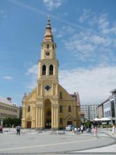 Evanjelicky kostol sv. Trojice vo Zvolene. Tu bude obrad.