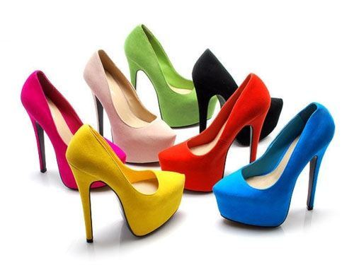 Milujeme High Heels ! - Obrázok č. 15