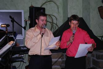 kolegové z práce nám zazpívali-non stop-předělanou na nás