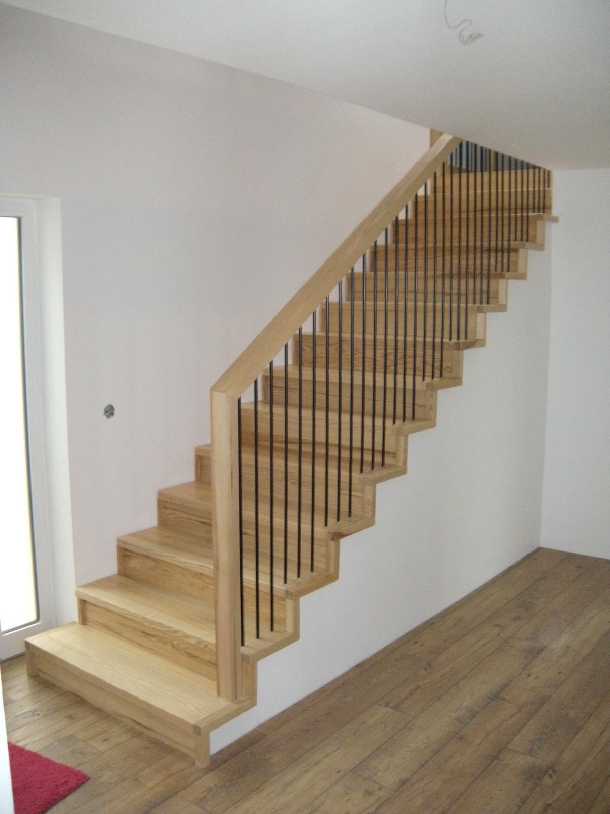 Drevene schody a zabradlia - Obrázok č. 1