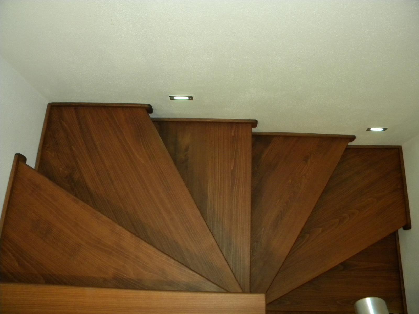 Drevené schody - Obrázok č. 3